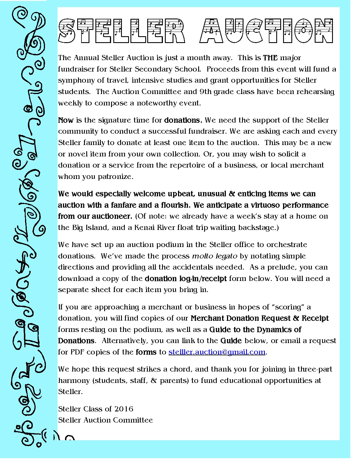 October   2012   Steller Secondary School   Page 5