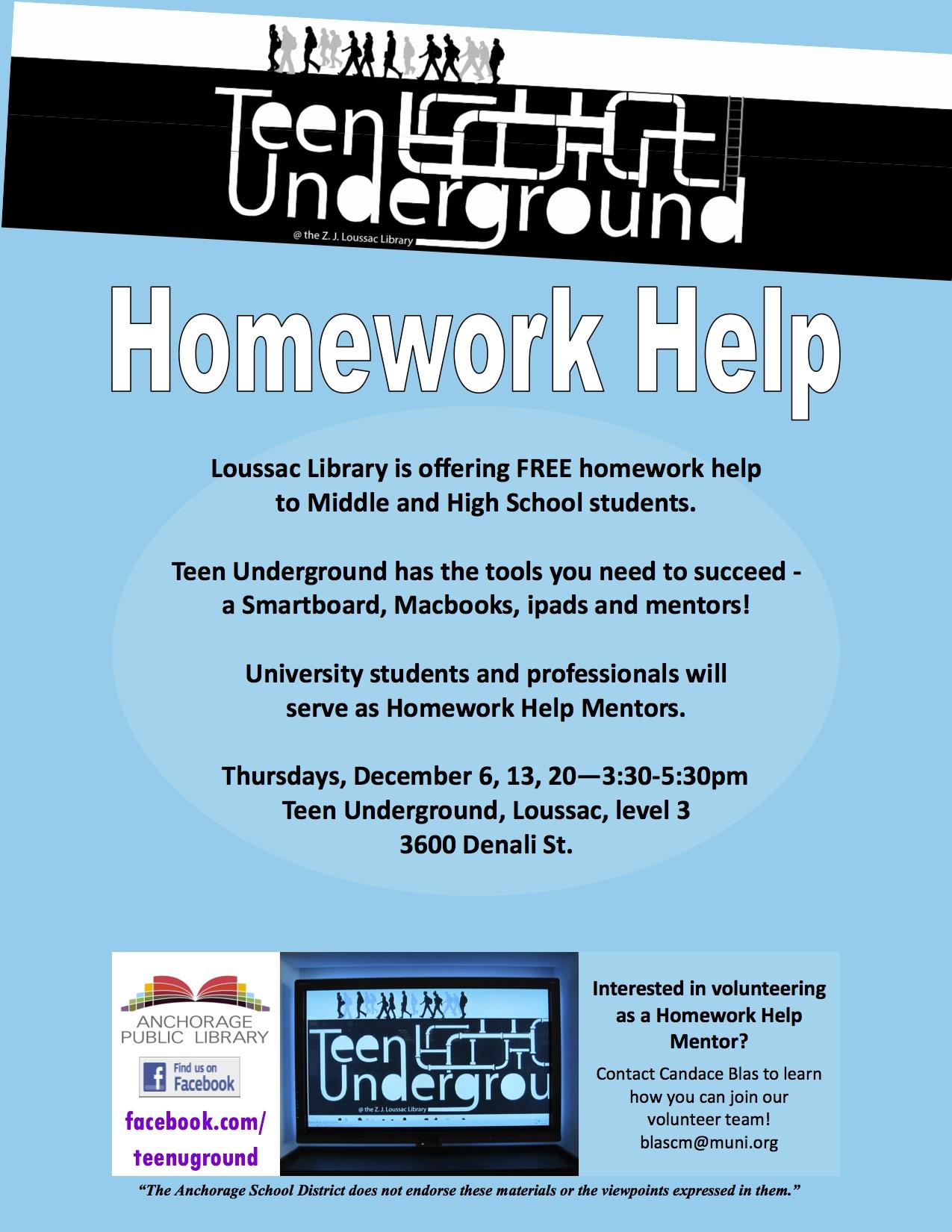 Sj library homework help
