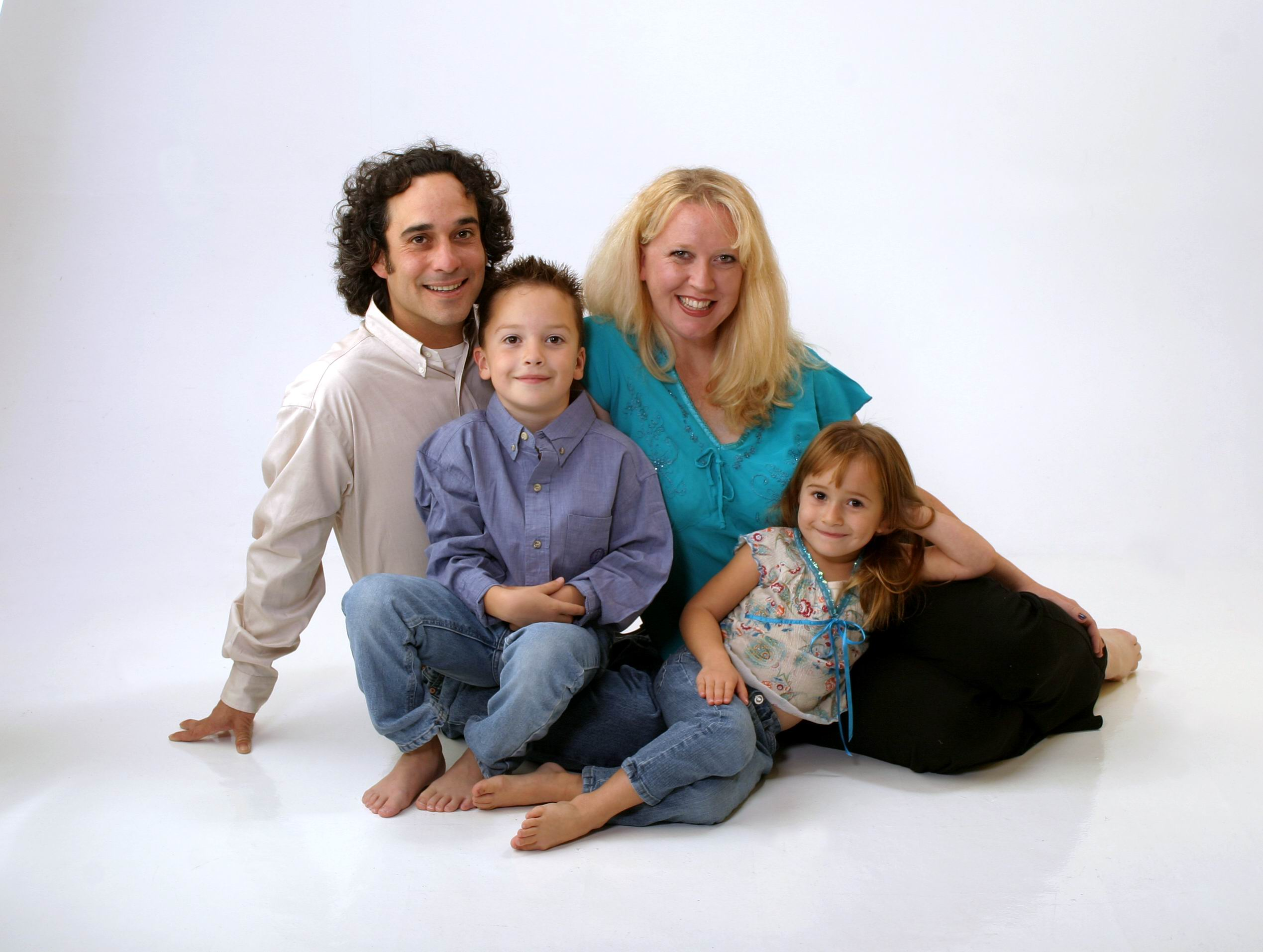 There are four slots still open for Family Portrait Night next Monday ...