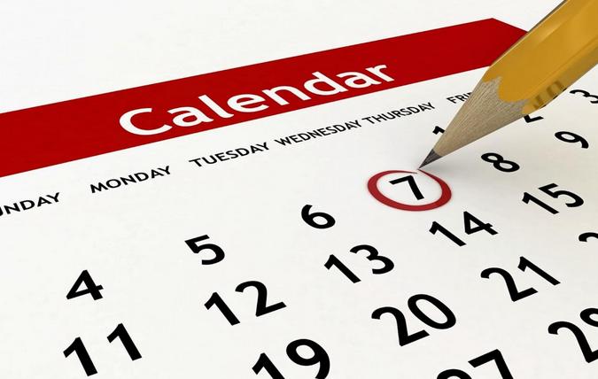 Ilustrasi menentukan tanggal yang tepat untuk buka bersama